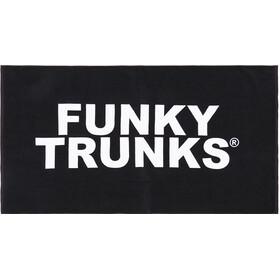 Funky Trunks Towel, czarny